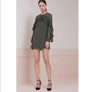 KEEPSAKE Don't wait mini dress